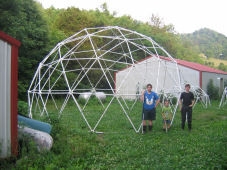 Geodesic Dome